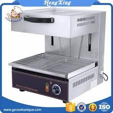cuisine salamandre comptoir cuisine équipement électrique salamandre avec brûleurs
