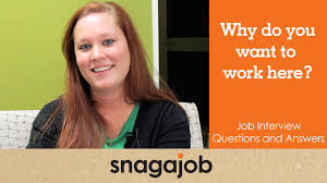 Best 20 Apply For Jobs Job Interview Questions And Answers Part 2 Why Do You Want To