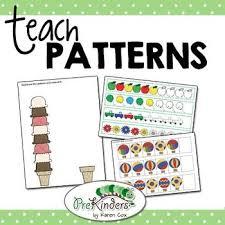 best 25 teaching patterns ideas on pinterest math patterns