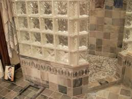 glass block bathroom ideas bathrooms with glass block search home
