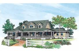 single house plans with wrap around porch eplans farmhouse house plan wraparound porch 3434 square