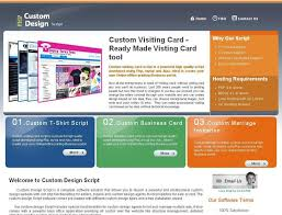Business Card Printing Software Die Besten 25 Business Card Design Software Ideen Auf Pinterest