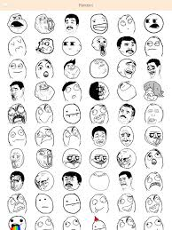 Meme Face List - what happened to the troll faces neogaf