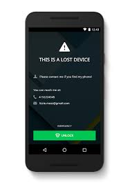 lookout personal for android