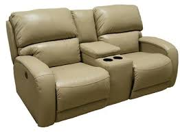 Reclining Sofa With Console double reclining sofa with console and power headrest 88478p