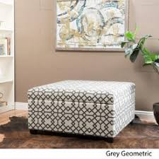 breanna floral fabric storage ottoman by christopher knight home christopher knight home ottomans sears