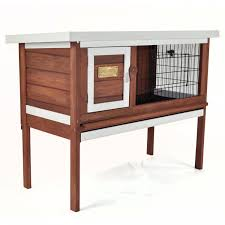 advantek penthouse rabbit hutch in auburn petco