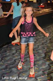love bug living roller skate party