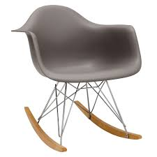 absorbing herman also herman miller vintage shell rocking chair by