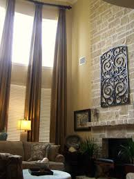 Curtains High Ceiling Decorating Marvelous Curtains For High Ceilings Decor With Curtains Curtains