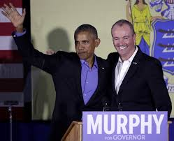 Seeking Obama Clinton To Caign For Democrat Seeking To Succeed Christie The