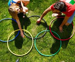 summer olympics backyard bash rachael ray every day