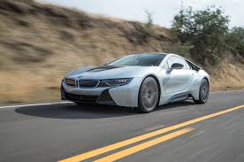 bmw i8 gold 2014 bmw i8 first test motor trend