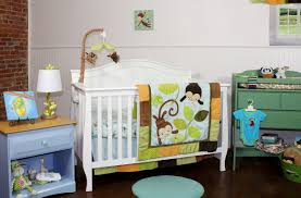 Swing Crib Bedding Nurture Imagination Swing 3 Crib Bedding Set Reviews Wayfair