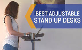 Standing Desk Ergotron Best Adjustable Standing Desk Ergotron Vs Varidesk