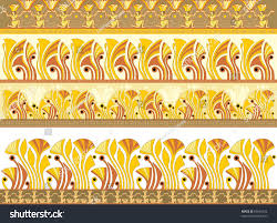 ornaments style ancient stock vector 93650722