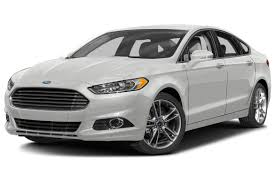 2015 ford fusion overview cars com