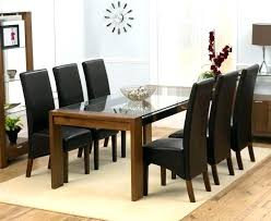 Dining Table And Chairs For 6 Beautiful Dining Table Set For 6 Gallery Liltigertoo