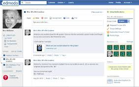 edmodo sign in peacocks and penguins in the classroom using technology in the
