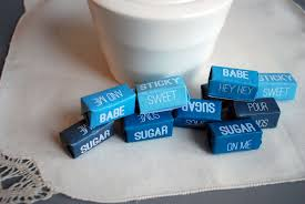 wrapped sugar cubes make individually wrapped sugar cubes with pour some