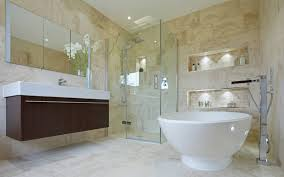 wood and stone bathroom gallery of awesome natural stone bathrooms