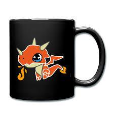 Dragon Coffee Cup Fifi Dragon Full Color Mug Firedragon764