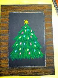 s handprint footprint canvas craft kid handprint christmas art