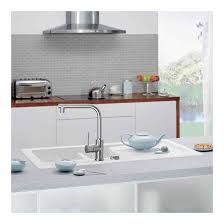 Villeroy And Boch Kitchen Sinks by Villeroy U0026 Boch Subway 60xr Alpine White Ceramic 1 5 Bowl Kitchen