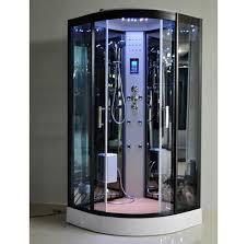 black steam shower room caravan shower room manufacturer supplier