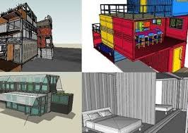 8 best art studios made from shipping containers images on