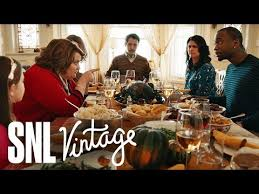 hellish holidays an snl thanksgiving