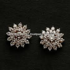 diamond earrings design gold earrings with diamonds from wholeseller 14k gold diamond