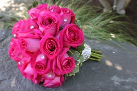 wedding flowers roses roses and rhinestone bridal bouquets best wedding products