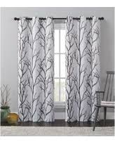 Ruffle Blackout Curtains Amazing Holiday Gift Deals Vcny Curtains U0026 Drapes