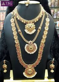 bridal set for rent south indian wedding jewellery sets marriage jewellery set tbg