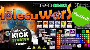 molecuwars trading card game by diversion circle games u2014 kickstarter