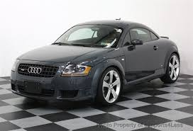 2006 audi coupe 2006 used audi tt 3 2 quattro s line awd coupe at eimports4less