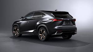 lexus nx touch up paint lexus unveils refreshed 2018 nx300 and nx300h at the shanghai