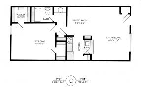 Art Studio Floor Plan Studio Apartments Tx Sunblossom Louisville