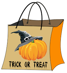 trick or treat bags trick or treat clipart free clip free clip