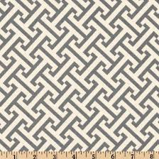 Graphic Upholstery Fabric Waverly Cross Section Charcoal Discount Designer Fabric Fabric Com