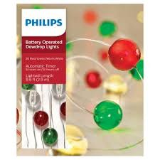 clear musical christmas lights target