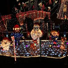Tanglewood Festival Of Lights 17 Best Christmas Displays In North Carolina