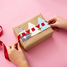 3 easy holiday decor diys made from repurposed cards wrapping