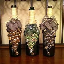 121bb35fe2cc9fe5425823c4f110580c decorated wine bottles bottle