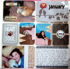 Scrapbook Inserts 354 Best Project Life Scrapbooking Images On Pinterest Project
