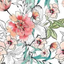 Flowers Ca Discount Code - best 25 floral print design ideas on pinterest textile design