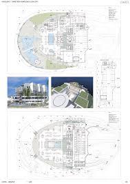 ulcinj montenegro hotel ital design amp arco projekt archdaily plan w renders