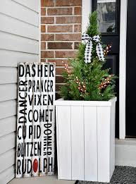 christmas front porch decorations christmas ideas