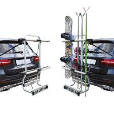 porta snowboard per auto porta sci e snowboard ski pass magnum ski board per gancio